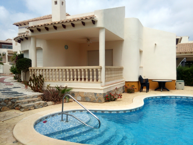 Detached Villa Campoamar golf
