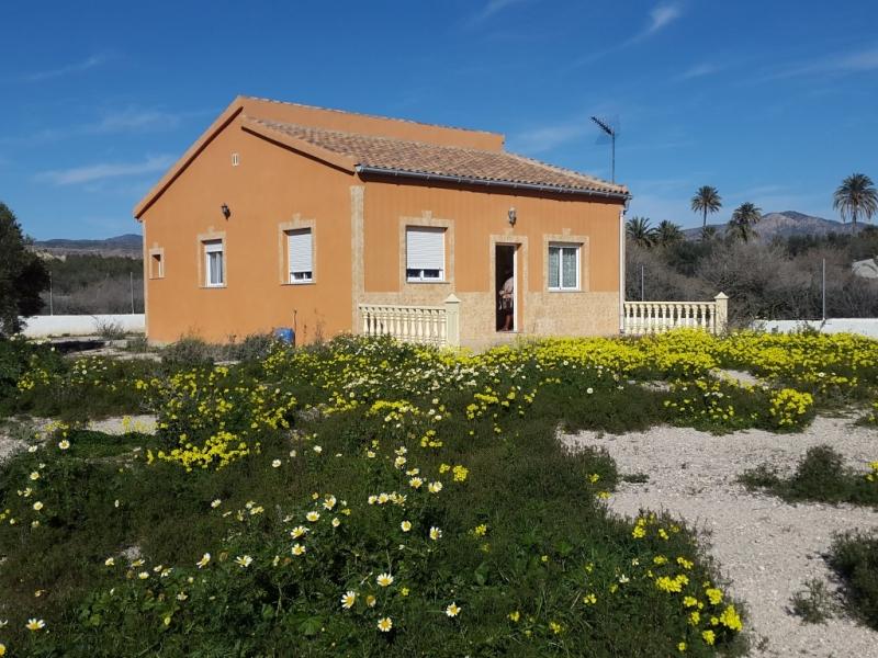 Freistehende Villa Landhaus