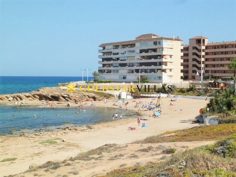 Apartment direkt am Mittelmeer