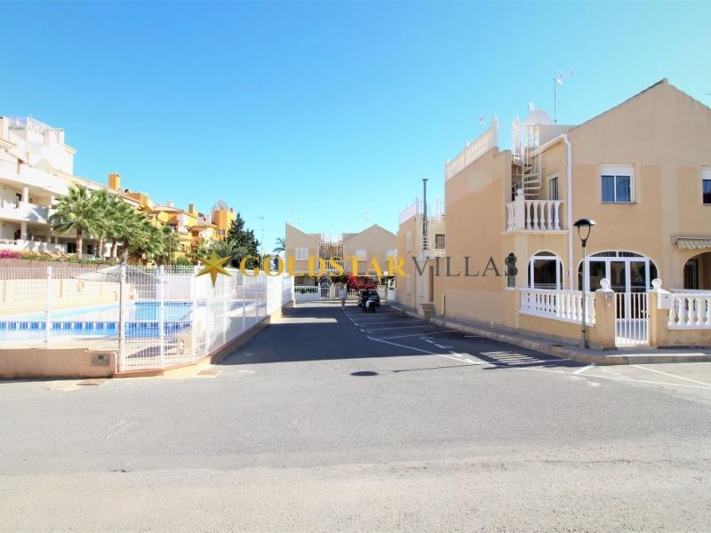 Duplex - Stadthaus 5 Minuten zu Fuß zum Strand